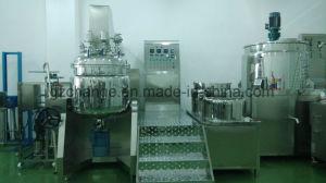 Hydraulic Vacuum Emulsifying Homogenizing Machine pictures & photos