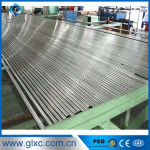 China Factory Certification 304 316 Stainless Steel Welded Pipe pictures & photos