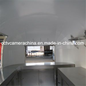 Stainless Steel Mobile Food Truck (SHJ-MBT400) pictures & photos