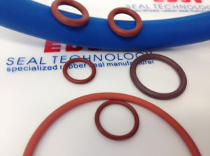Silicone Vmq FDA O-Rings pictures & photos