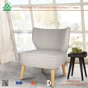 Good Quality Commercial Overstuffed Living Room Chairs, Wooden Pedicure Chair pictures & photos