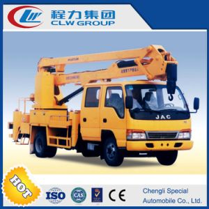 20m Jmc Aerial Platform High-Altitude Operation Truck for Sale pictures & photos