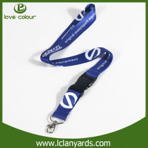 Custom Personalized Lanyard with Yoyo Safety Breakaway Buckles pictures & photos