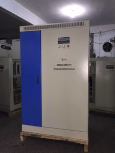 SBW-150kVA Usage and AC Current Type Three Phase Voltage Stabilizer pictures & photos