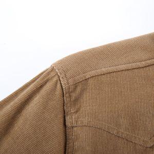 Corduroy Men`S Shirt pictures & photos