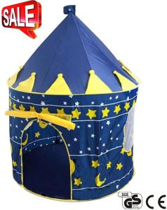 Wholesale Hight Quality Foldable Kids Tent Camping Tent Princess Castle Tent pictures & photos