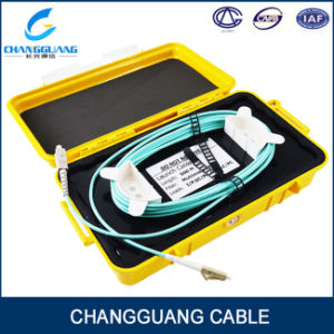 100m 200m 500m Single Mode Multi Mode Om4 FC LC Sc St - PC / APC OTDR Launch Cable Box pictures & photos