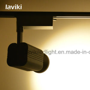 24W Smart COB LED Track Light with CCT Changing Dimming pictures & photos