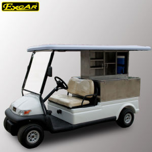 Trojan Battery 2 Seats Store Car Electric Golf Car pictures & photos