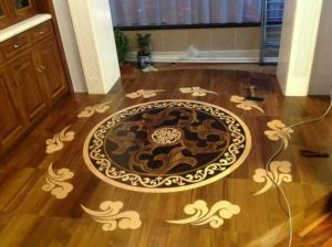 Custom-Made Parquet /Engineered Wood Flooring pictures & photos
