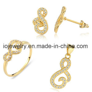 Dubai Jewelry Sets Crown Wedding Jewelry pictures & photos