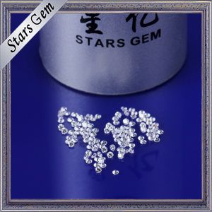 Very Small Size 1mm Brilliant Star Cut Shining Clear White CZ Gemstones for Zirconia Jewelry pictures & photos