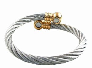 Magnetic Jewelry Therapy Wire Bangle pictures & photos