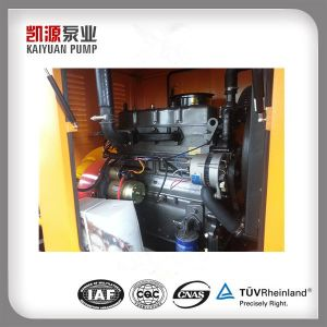 Kybc China Best Quality Portable Diesel Engine Driven Centrifugal Pump Selfpriming Water Pump pictures & photos