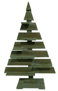 Wooden Christmas Gift Christmas Decoration Tree Rack pictures & photos
