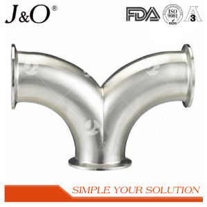 Sanitary Stainless Steel 90d Long Elbow pictures & photos