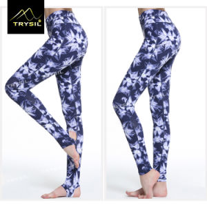 Tights Women Foot Pants Yoga Foot Leggings