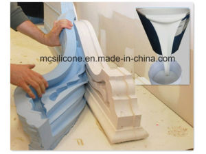 Liquid Silicone Rubber/RTV-2 Silicone Rubber for Making Molds/Architectural Decoration Moldmaking Silicone/Silicone Rubber for Gypsum Molds pictures & photos