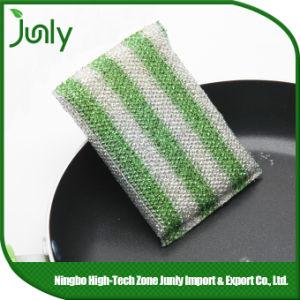 Microfiber Kitchen Clean Sponge DSC_2270 pictures & photos