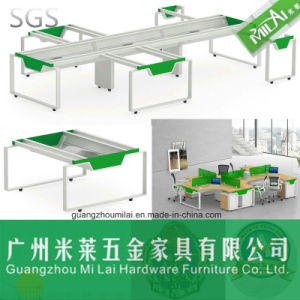 Hot Sales Office Furniture Staff Workstation Table Frame for 6 Person pictures & photos