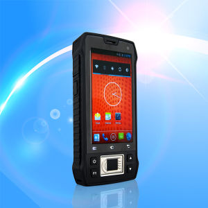 4.3 Touch Screen Android Fingerprint Time Attendance Machine with GPS GPRS 4G WiFi Function pictures & photos