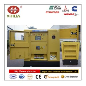 Silent Diesel Power Generator with UK Perkins Engine pictures & photos