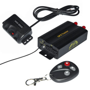 Car GPS Tracker GPS103A+ with Fuel Monitor Lock Unlock Door by Remorte Controller pictures & photos