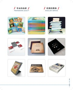 Perfect Binding Soft Cover Book Printing/Magazine Book Printing pictures & photos