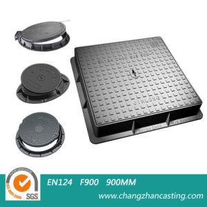 Heavy Duty E600 Ductile Iron Manhole Covers