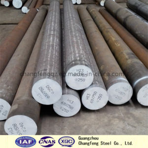 Hssd H13 Hot Work Tool Steel Alloy Round Bar pictures & photos
