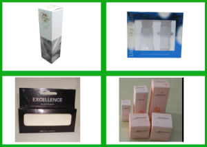 Packaging Box Cosmetic Box Printed Paper Gift Box pictures & photos