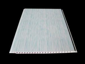 PVC Ceiling Panel/Beautiful 2017 New Design PVC Tile 6mm*20cm pictures & photos