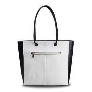 Lady Genuine Leather Handbag Shoulder Bag Cartoon Toe Bag 2017 pictures & photos