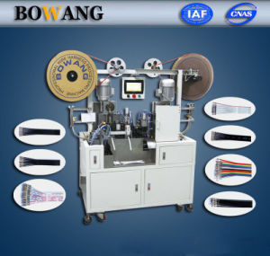 Flat Wire Terminal Crimping Machine pictures & photos