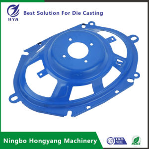 Blue Powder Coating-Die Casting pictures & photos