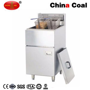 Industrial Restaurant French Potato Chips Deep Fryer Machine pictures & photos