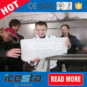 5tons/Day Flake Ice Machine for Fishery / Seafood pictures & photos
