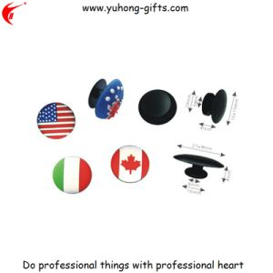 Wholesale Cute PVC Shoe Buckles (YH-PVC006) pictures & photos