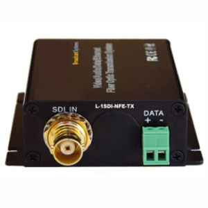 3G/HD-Sdi 1V Video Fiber Optic Transceiver