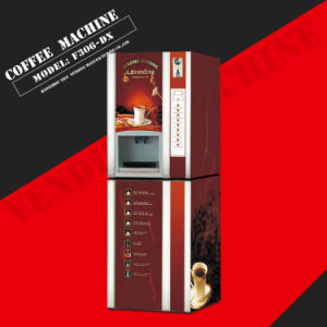 Multipurpose Hot and Cold F306-Gx Instant Powder Coffee Vending Machine pictures & photos
