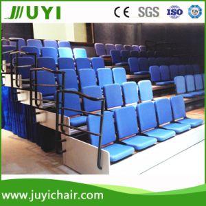 Retractable Bleachers Auditorium Bleacher Seating Telescopic Bleachers Jy-768f pictures & photos