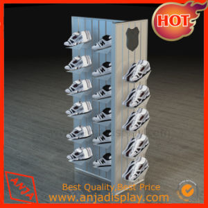 Wooden Shoes Display Cabinet for Store pictures & photos