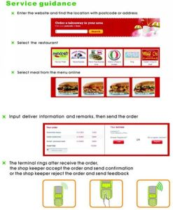 POS Printer for Mobile APP Online Food Delivery pictures & photos