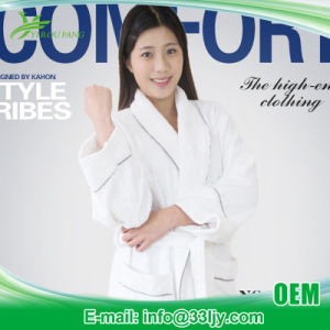 Comfortable Villa Cheap Plush Robe pictures & photos