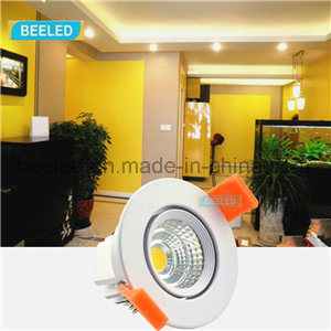 Specular 3W Dimmable Recessed Pure White Project Commercial LED Downlight pictures & photos