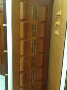 Modern Style Solid Wood Door for Interior (ds-095) pictures & photos