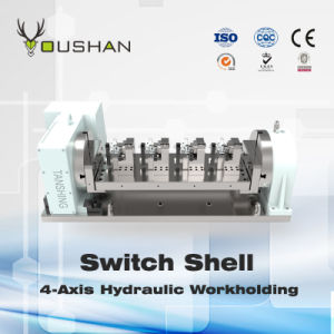 Switch Shell 4-Axis Hydraulic Fixture