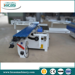 Automatic Sliding Table Panel Saw for Woodworking pictures & photos