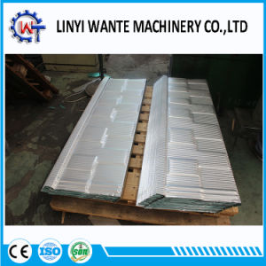 Wante Stone Coated Metal Roof Tiles with Wind and Corrosion Resistance pictures & photos