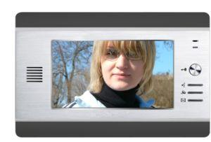 New Style Hands Free 4 Wires Video Intercom Door Phone pictures & photos